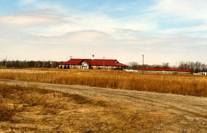 Having closed it's doors to the public in 2011, the former Pinnacle Racecourse sits on a piece of land that will soon be in development, according to Huron Township officials.