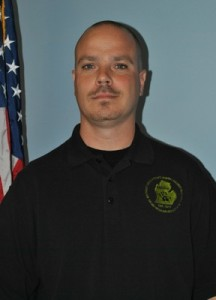 Detective Everette Robbins will take over as Chief of the Huron TWP Police Department on June 1, 2014. (Photo/Washtenaw Sheriffs Department)