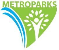 Huron-Clinton's new Metropark logo.