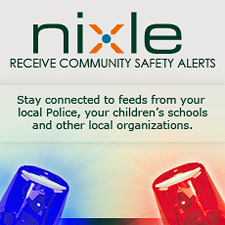 Nixle can alert you to multiple public safety situations across neighboring communities.