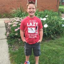 Brandon, 2nd grade.