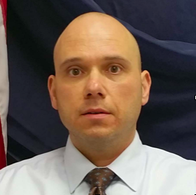 New School Resource Officer James Poma. Photo courtesy of the Huron Township Police Department.