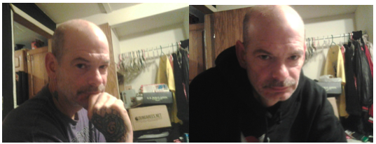 51-year-old Robert Andrew Thibert of Huron Township. Photo courtesy of the Huron Township Police Department.