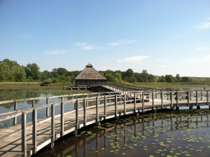 Picturesque Crosswinds Marsh on a beautiful September 2014 day. File photo by Scott Bolthouse.