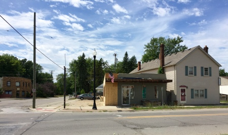 Downtown New Boston will soon see another restaurant, Harry's Corned Beef & Ham, at 19250 Huron River Drive.