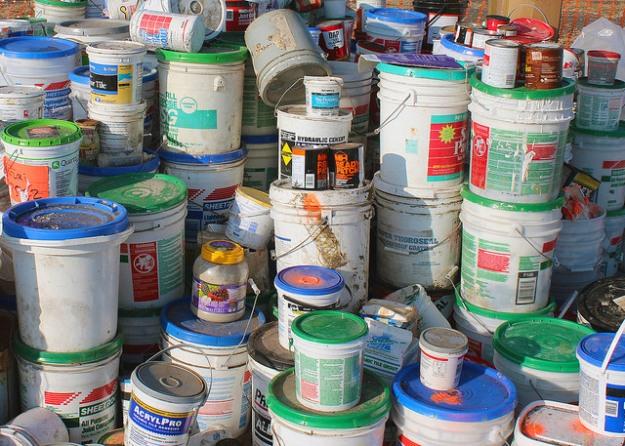 Household hazardous waste collection dates scheduled in Wayne County