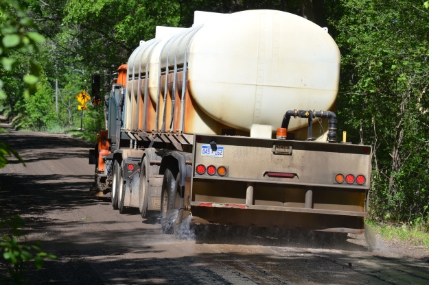 Wayne County will prep local roads to be chlorinated