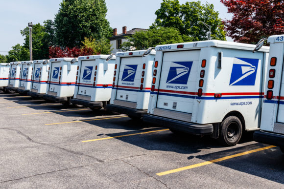US Postal Service takes precautions while delivering mail