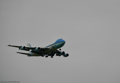 Air Force One by Scott Bolthouse 2:2